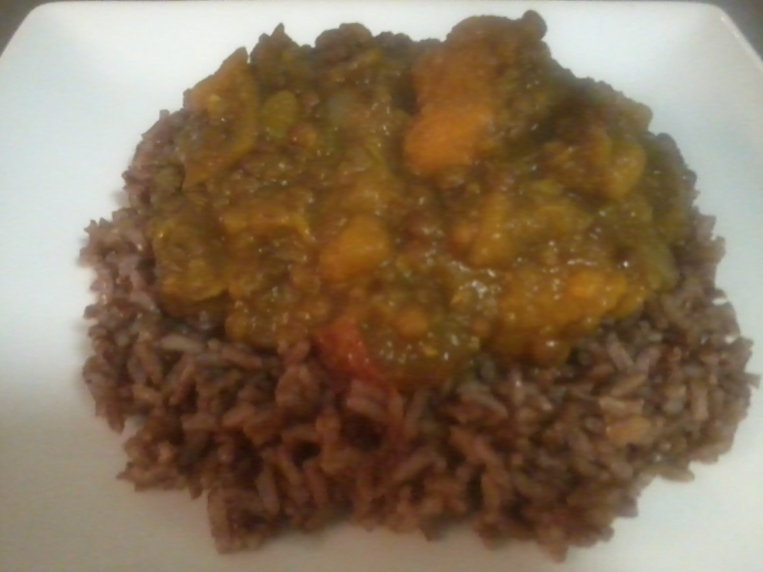 Sweet Potato & Lentil Stew